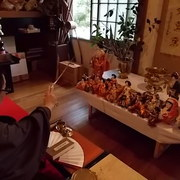 雛人形の供養